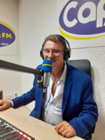 """""""On a besoin de tout le monde !"""" indique Thierry Boudry, le président de CAP FM"""