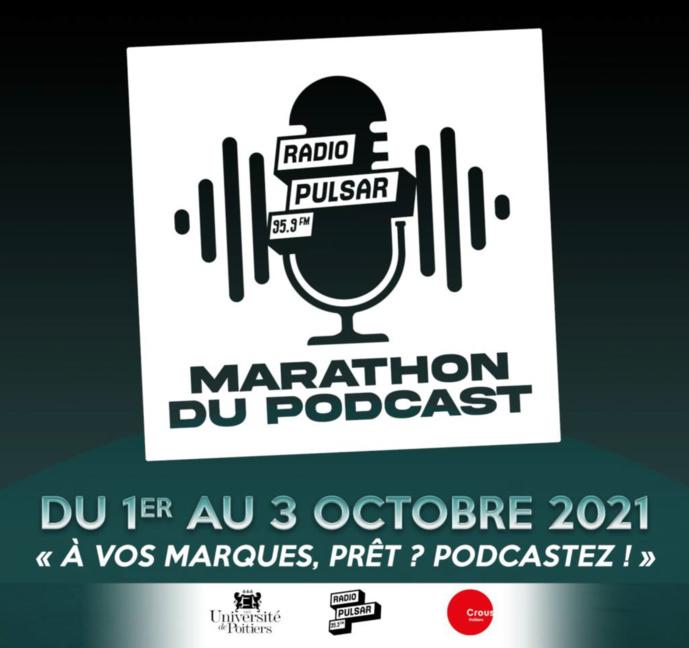"Radio Pulsar organise le ""Marathon du podcast"""