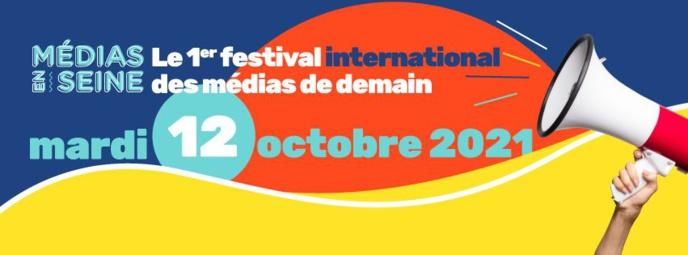 """Nouvelle édition de """"Médias en Seine"""", le 12 octobre"""