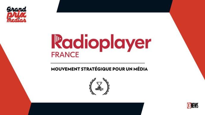L'application RadioPlayer France récompensée