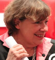 Marie-Christine Blandin présidente de la commission de la culture, de l'éducation et de la communication du Sénat
