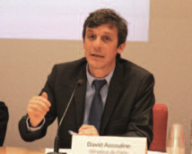 David Assouline a signé le rapport