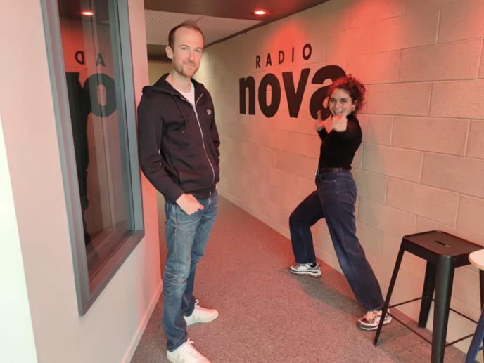 Un prix pour la matinale de Radio Nova
