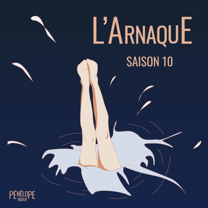 """Pénélope Bœuf revient avec la saison 10 de """"L'Arnaque"""""""