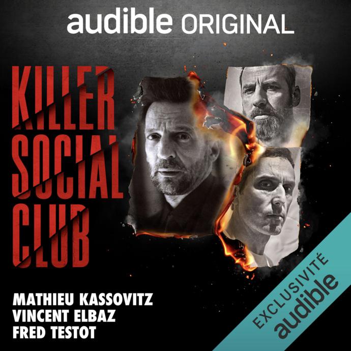 Cette nouvelle série est disponible dans le cadre de l'abonnement Audible (9.95€/mois) ou hors abonnement à 12.95€.