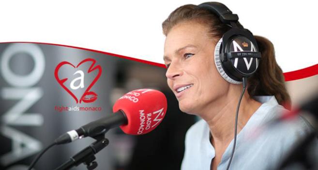 La Princesse Stéphanie sur Radio Monaco