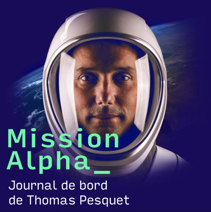 """Allo l'ISS ? Ici Radio France !"""