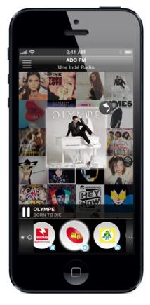 Application Les Indés Radios : près d'un million de téléchargements