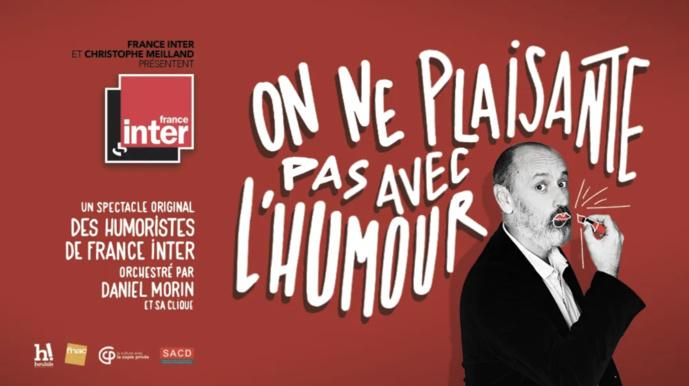 France Inter : nouvelle tournée avec les humoristes de la station