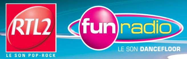 L'été avec RTL2 et Fun Radio
