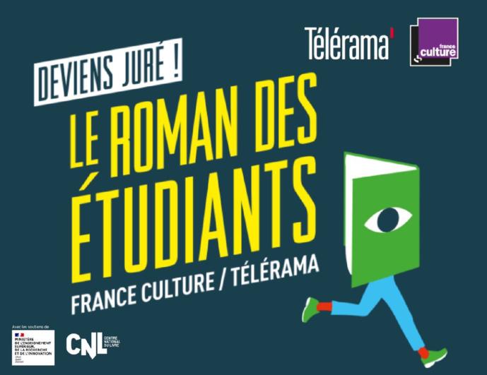 Un Prix du Roman des étudiants porté par France Culture