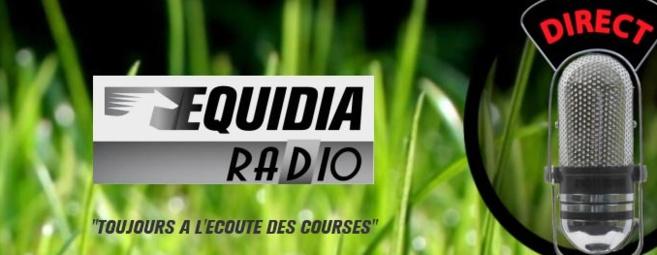 Equidia lance sa radio