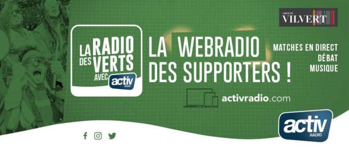 "ACTIV lance ""La radio des Verts"""