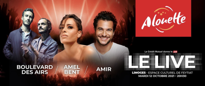 """Un """"Live Alouette"""" à Limoges"""