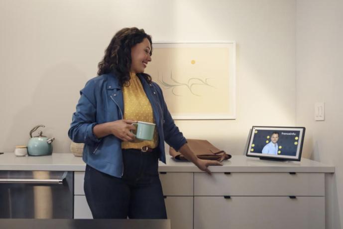 Amazon lance Echo Show 15