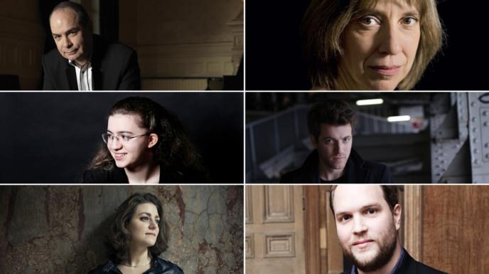 """Radio France accueille l'événement """"Pianomania"""""""