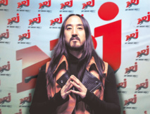 Steve Aoki rejoint NRJ