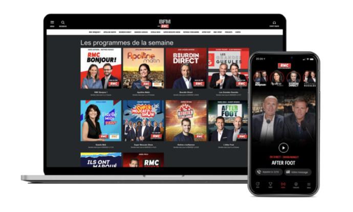 Près de 23 millions de podcasts écoutés pour RMC