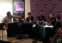 France Culture, partenaire des Rencontres depuis 1998 © V.Noël Radio France