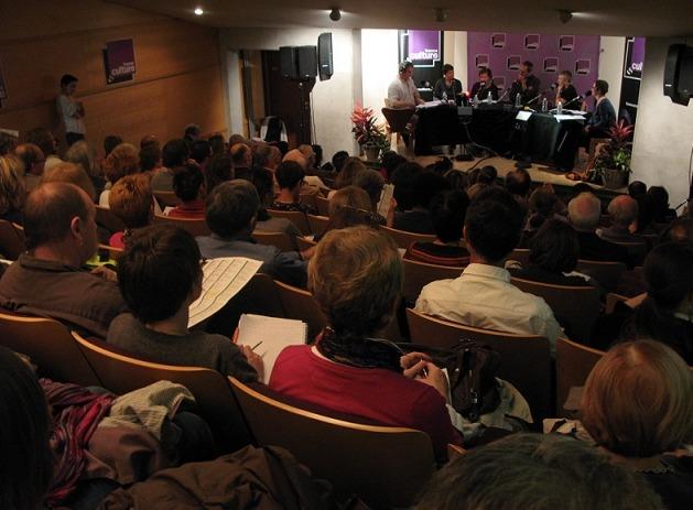 Un public toujours très attentif aux productions de France Culture © V.Noël Radio France
