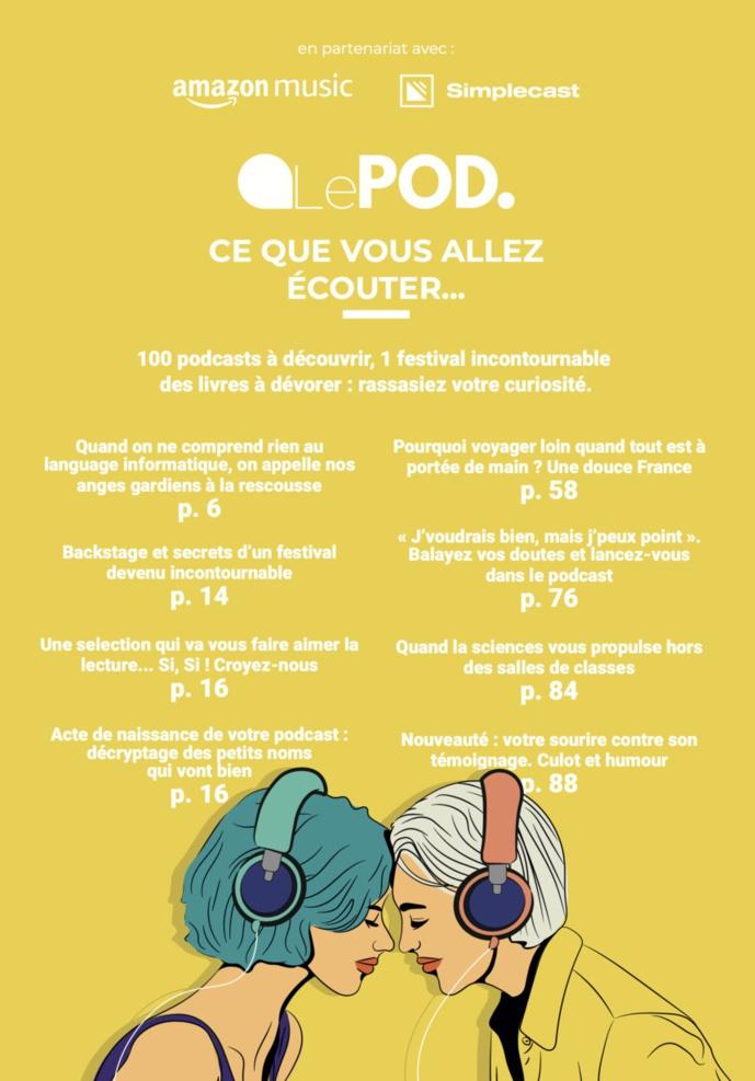 """Commandez Le POD #007 : """"Le Meilleur du Podcast"""""""