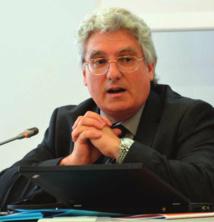 Emmanuel Boutterin, Président du SNRL actuellement en congrès à Marseille