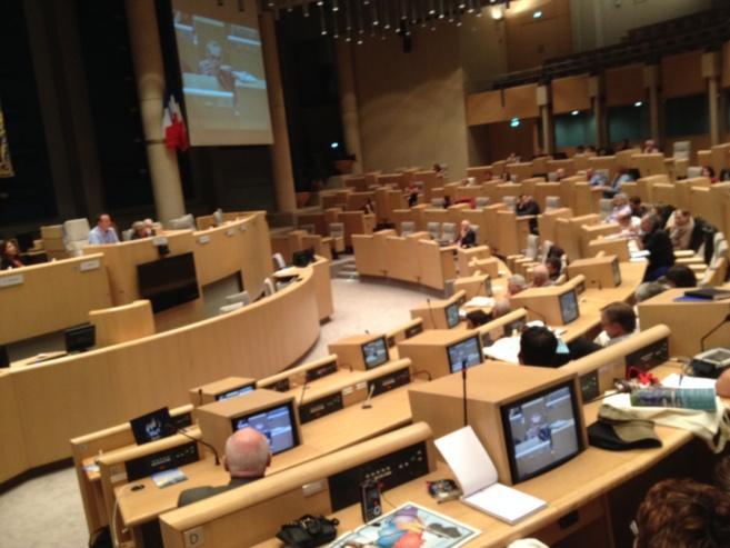 Ce matin à Marseille où le SNRL tient son congrès jusqu'à demain © Serge Surpin