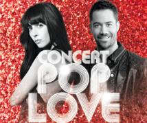 Premier Concert Pop Love pour Chérie FM