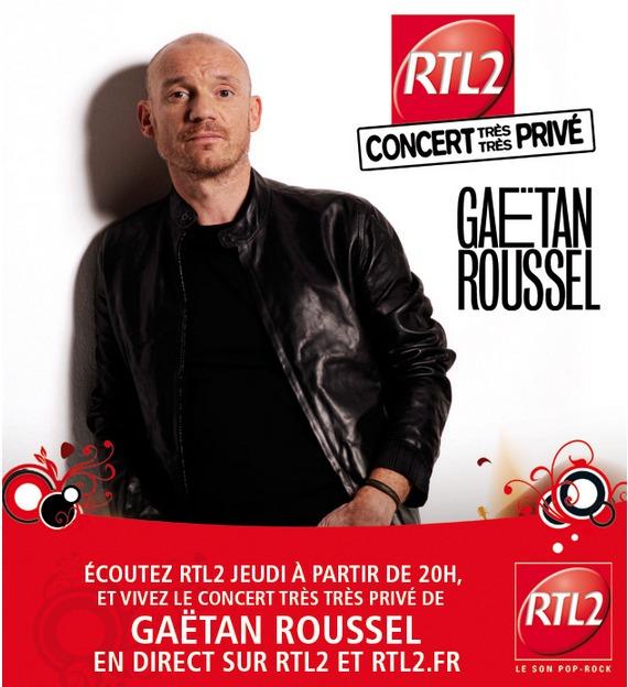 RTL2 : un nouveau Concert Très Très Privé