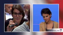 Vidéo NRJ : la réaction de Najat Vallaud-Belkacem