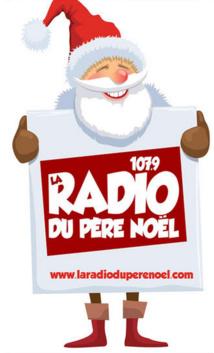 La radio du Père Noël revient ce 1er novembre