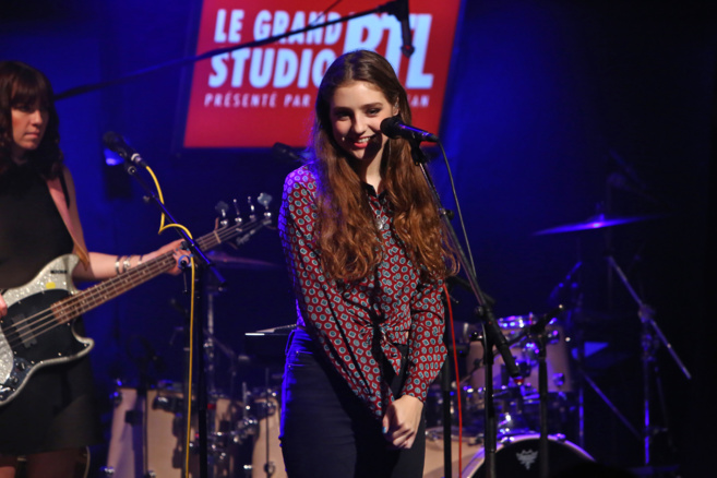 Birdy dans le Grand Studio RTL © Abaca Press pour RTL