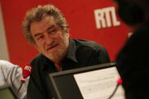 Eddy Mitchell à l'honneur aujourd'hui sur RTL © Abaca Press pour RTL