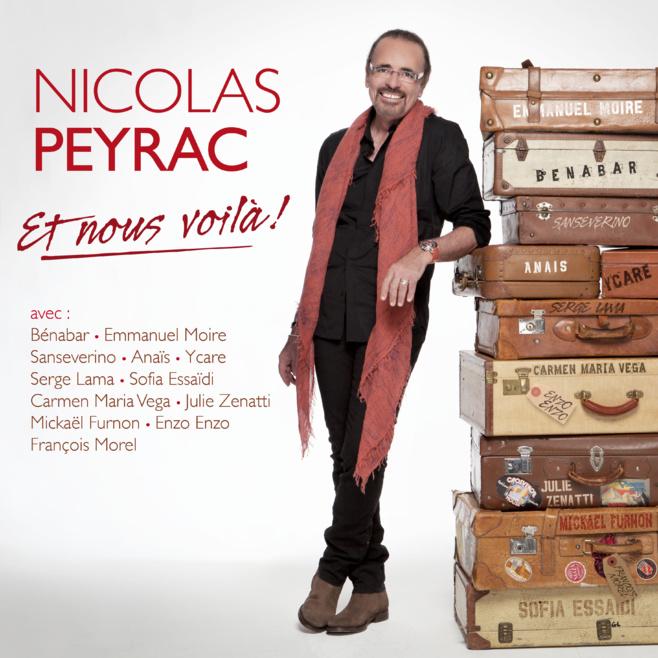 Radio Mélodie reçoit Nicolas Peyrac