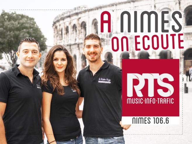 RTS s'affiche avec ses auditeurs