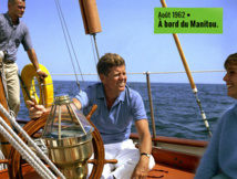 The floating White House : le yawl bermudien de Kennedy