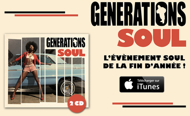 """Générations """"Hip-Hop Soul Radio"""" diffuse sur 88.2 à Paris et en Ile-de-France et sur 101.3 à Creil et Meaux"""