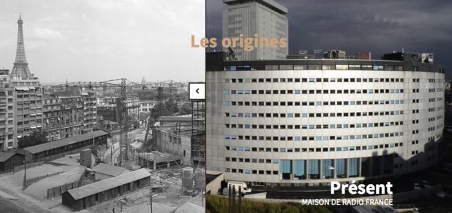 Maison de la radio : 50 ans d'histoire