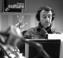 Marc Voinchet anime les Matins de France Culture © @.nobi photography