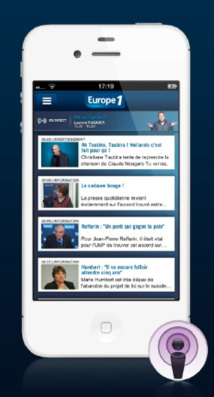 Podcasts : Europe 1 tombe le record