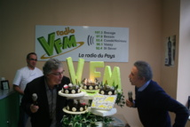 L'anniversaire de VFM avec Michel Drucker