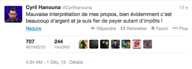 Polémique : le salaire de Cyril Hanouna