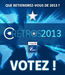 """Radio Vinci Autoroutes lance """"Les Rétros 2013"""""""