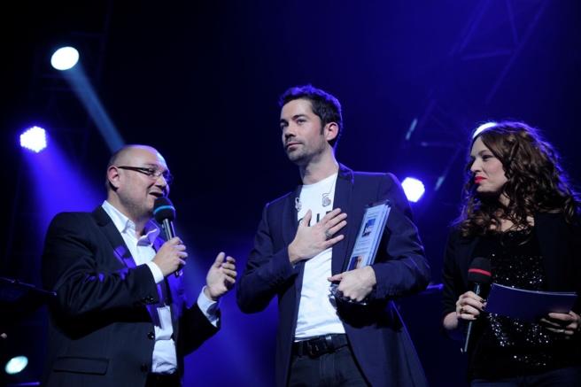 Emmanuel Moire, Talent France Bleu 2013