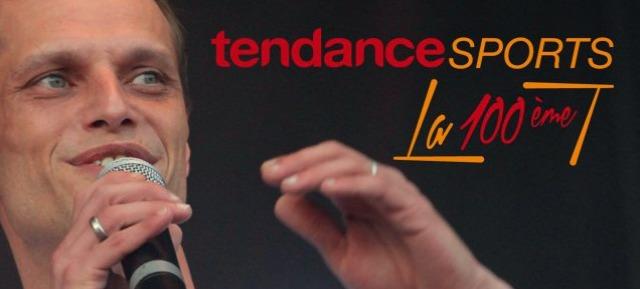 Sylvain Letouzé fêtera ce dimanche la 100ème de Tendance Sports