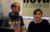 "Radio Nova fabrique un ""robot animateur"""