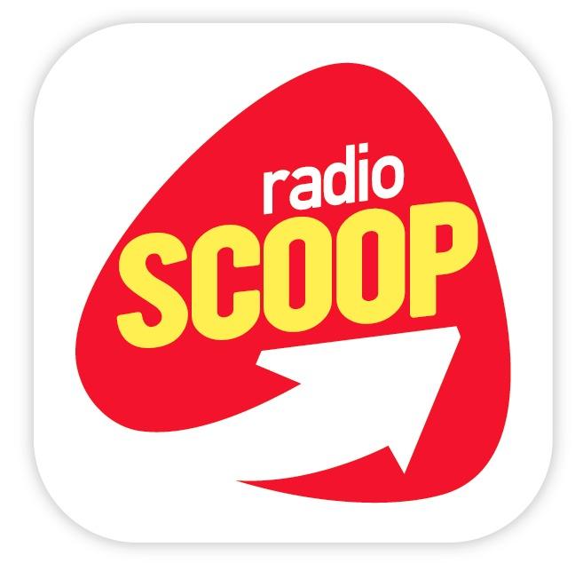 Voici le nouveau logo de Radio Scoop