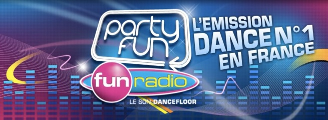 638 000 auditeurs pour Party Fun
