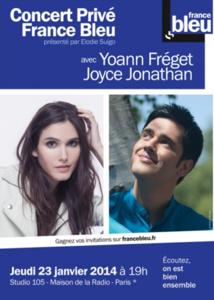 Joyce Jonathan en concert avec France Bleu