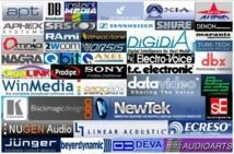 Broadcast-associés au Salon de la Radio